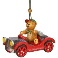 Hubrig Baumbehang Auto mit Teddy
