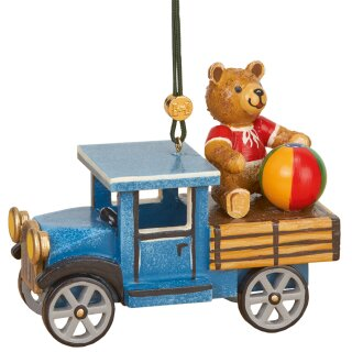 Hubrig tree decoration Teddy painter