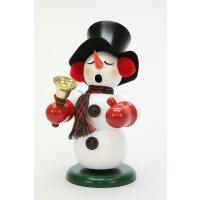 Christian Ulbricht smoker snowman with bell