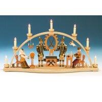 Knuth Neuber candle arch motif Erzgebirge nature