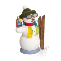 Kuhnert SMoker snowman Apres Ski