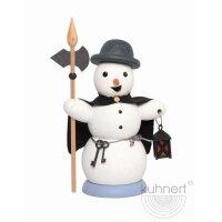 Kuhnert Smoker snowman night watchman