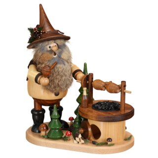 DWU forest gnome rotisserie