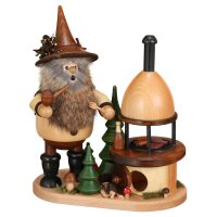 DWU forest gnome grill stove