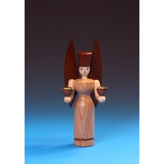 Emil Schalling angel candle holder