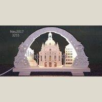 Tietze Midi Lichterbogen Dresdener Frauenkirche -  LED