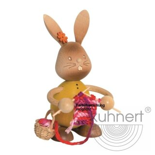 Kuhnert easter bunny Stupsi with basket