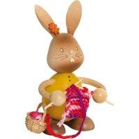 Kuhnert easter bunny Stupsi with basket
