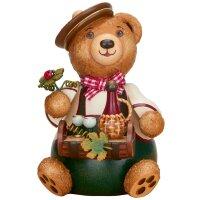 Hubrig Hubiduu Teddy Weinliebhaber