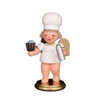 Christian Ulbricht Bäckerengel mit Cupcake