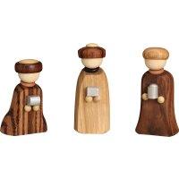 Bestückung Heilige 3 Könige der Seiffener...
