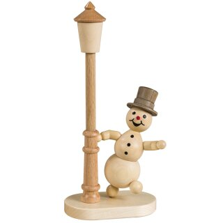 Wagner snowman ice angler