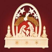 Seidel Rundbogen Christi Geburt