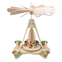 Dachpyramide Bescherung Spanbaum
