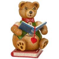 Hubrig Hubiduu Teddy Bücherwurm