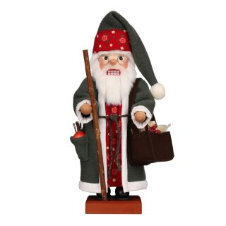 Christian Ulbricht nutcracker Santa Settle In