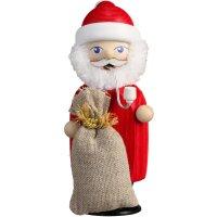 Räuchermann Weihnachtsmann der Seiffener Volkskunst eG