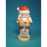 Richard Glässer Nussknacker Santa mit Pfefferkuchen