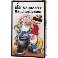 Neudorfer Räucherkerzen Standard - Kaffee