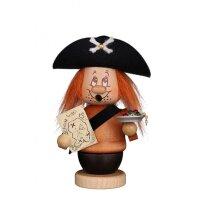 Ulbricht Räuchermann Miniwichtel Pirat
