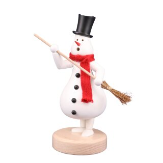KUK Räuchermann Schneemann Friedolin