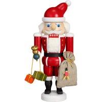 Seiffener Volkskunst eG Nussknacker Weihnachtsmann