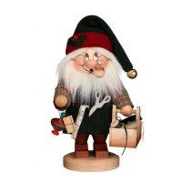 Christian Ulbricht Smoker Dwarf Santa Claus