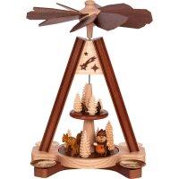 Saico Tischpyramide Waldwichtel