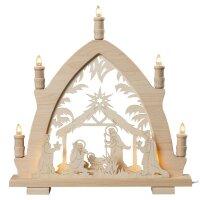 Saico Lichterspitze Christi Geburt
