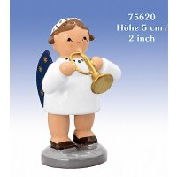 KWO angel with trumpet