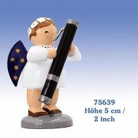 KWO angel with bassoon