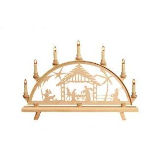 Baumann candle arch motif crip