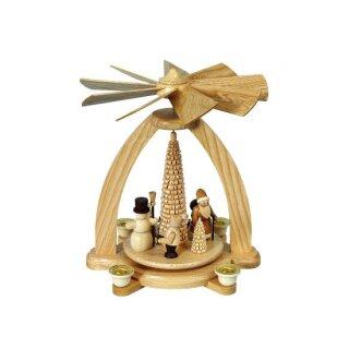 Unger Tischpyramide Weihnacht, Ringelbaum