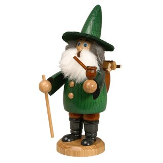 DWU Smoker imp wood collector green