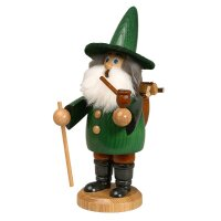 DWU Smoker imp wood collector green