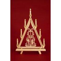 Baumann Lichterecke Motiv Pyramide