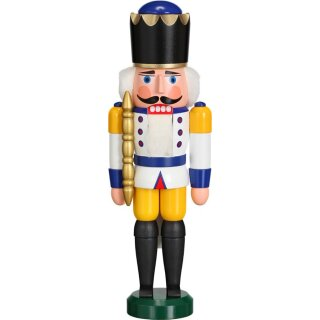 Nutcracker king white
