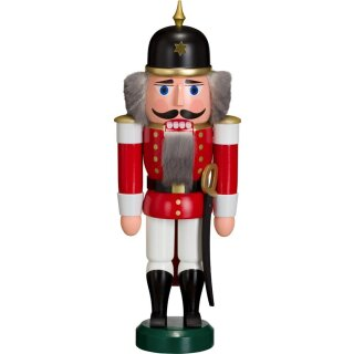 Nutcracker soldier red