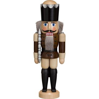 Seiffener Volkskunst eG nutcracker king brown