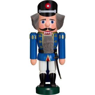 Seiffener Volkskunst eG nutcracker police officer blue