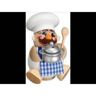 Chubby Smoker cook