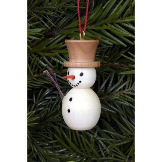Christian Ulbricht tree decoration snowman nature