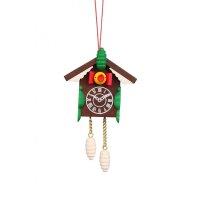 Christian Ulbricht tree decoration cuckoo clock