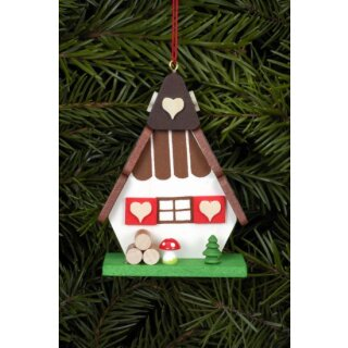 Christian Ulbricht tree decoration witch house