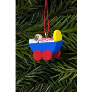 Christian Ulbricht tree decoration dolls car