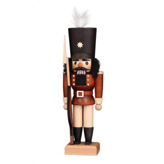 Christian Ulbricht nutcracker soldier small nature