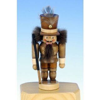 Christian Ulbricht nutcracker mini soldier nature
