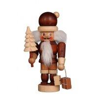 Christian Ulbricht nutcracker mini Santa Claus nature