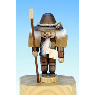 Christian Ulbricht nutcracker mini shepherd nature