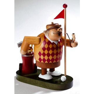 KWO Räuchermann Golfer